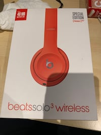 NEGOCIABLE BEATS SOLO 3 RED EDITION NEUFF Laval, H7G 4H5