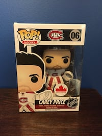 Carey price pop figure  Guelph, N1G 4T6