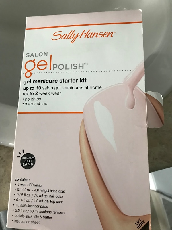 Sally Hansen Gel Starter Kit