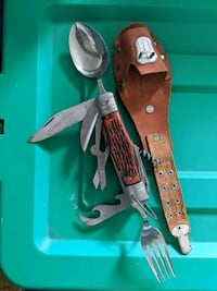 Scout survival camping tool