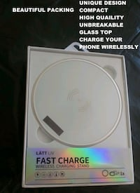 Brand new Wireless charger 10w with led display Brampton, L6R 3E2