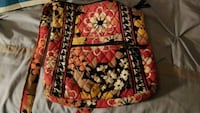 women's red, black, and white floral Vera Bradley  Lacey Township, 08731