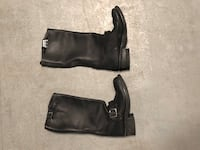 Frye Leather Women's Motorcycle Boots Toronto, M6R 1W3