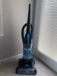 blue and black upright vacuum cleaner Fairfax, 22030