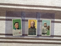 1909 Sweet Caporal baseball cards Kitchener, N2A 3A4