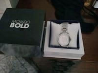 movado women's watch with diamonds  Youngstown, 44512