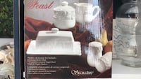 Table set brand new in box Terrebonne, J6V 1K9