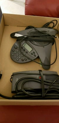 VTX 1000 Conference Phone with ph interface module Burnaby, V5A 4X9