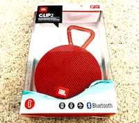 JBL Clip 2 Portable Bluetooth Speaker Philadelphia