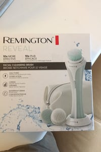 New Remington - Facial cleansing brush * UNOpened New Vaughan, L6A 2C7