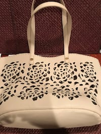 Big Buddha tote with laxer cuts, like new  Silver Spring, 20904