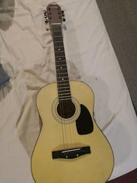 First Act acoustic guitar w/ case Brooklyn Center, 55429
