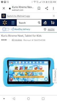 kids tablet Indianapolis, 46214