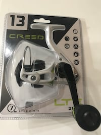 NEW 13 Fishing Creed LTE 3000 spinning fishing reel