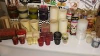 Candles $60 for all Columbus, 43213