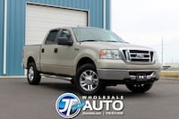 2007 Ford F-150 4WD Supercrew XLT *Gorgeous *CARFAX *COLD AC *250K Miles *No Payments