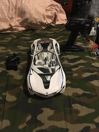 Bmw remote control car with rechargeable battery Toronto, M4L 2B4
