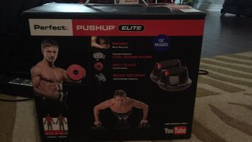 Perfect push-up elite  new never used