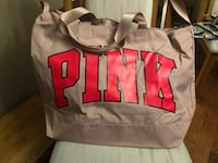 BRAND NEW EXTRA LARGE PINK TOTE Kitchener, N2A 2W1