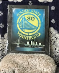 Golden State Warriors Painting