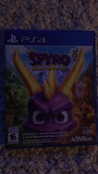SPYRO PS4 play station 4 game Mississauga, L5E 2G8