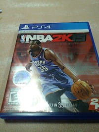 PS4 game- NBA2k15 Grand Haven, 49417