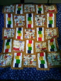 Baby Quilt Bowling Green
