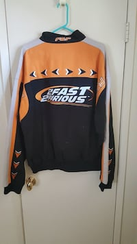 XL Fast and furious jacket 1 avail Henderson