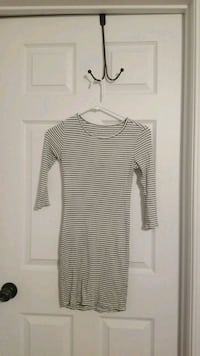 white and black striped long-sleeved shirt Visalia, 93292