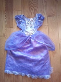 Purple princess play costume Vaughan, L4L 5G8