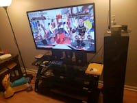 50in Sanyo TV and entertainment center 583 mi