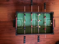 Green and black soccer table 20 inches Bethlehem, 18017