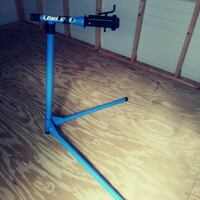Bicycle stand 790 mi