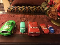 Disney cars set 30 km