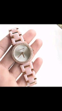 New Mk Pink watch Mississauga, L5A 1W6