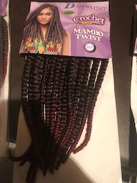 Crochet braids Winnipeg, R3X 0J8
