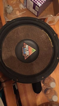 speakers size 15in subs dual coil Sacramento, 95842
