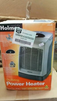 Holmes oscillating power heater Lancaster, 93536