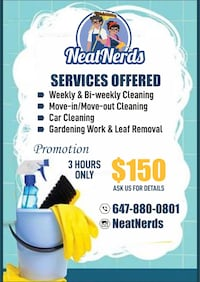 House cleaning Ancaster