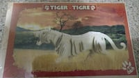 Wooden Tiger Puzzle Calgary, T3J 1B4