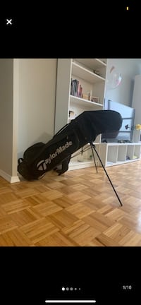 Golf bag and set