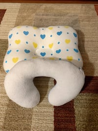 Baby Pillow + Head & Neck Support Pillow
