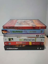TV Series Lot Reno 30 Rock Married with Children etc Mississauga, L5M 5Z9