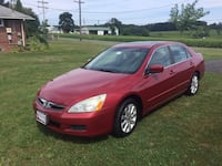 2007 Honda Accord White Hall