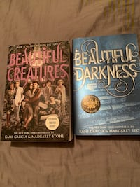 The Beautiful Creatures Series
