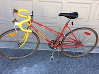 "Vagabond Rx-612 - 12 Speed Adult Road Bike, Skylark, 27"" tires  - $400 Mississauga"
