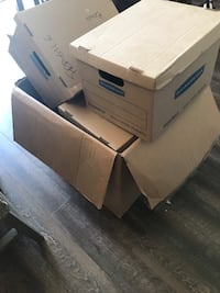 Free moving boxes  Delray Beach, 33445