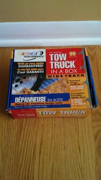 TOW TRUCK IN A BOX - EMERGENCY TRACTION