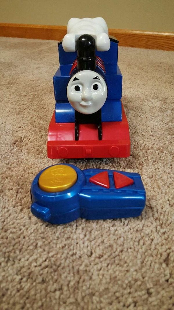 Used Turbo Flip Thomas The Train With Remote For Sale In Tallmadge