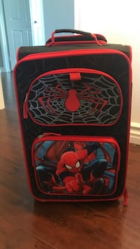 Official marvel spider man carry on luggage for kid Fullerton, 92833